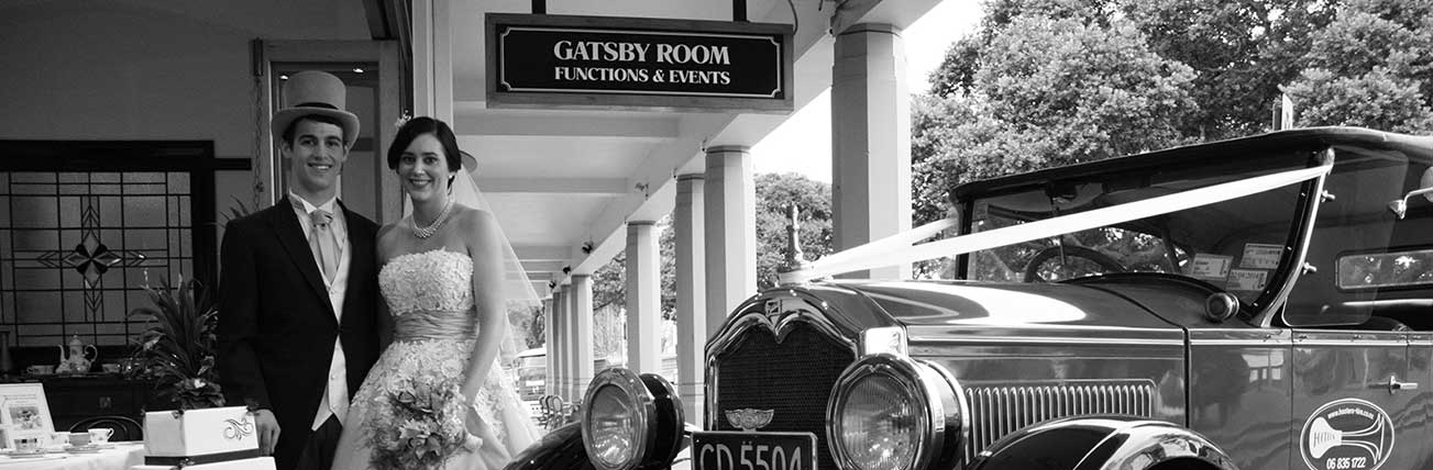 Art Deco Masonic Hotel Napier Accommodation Weddings 3