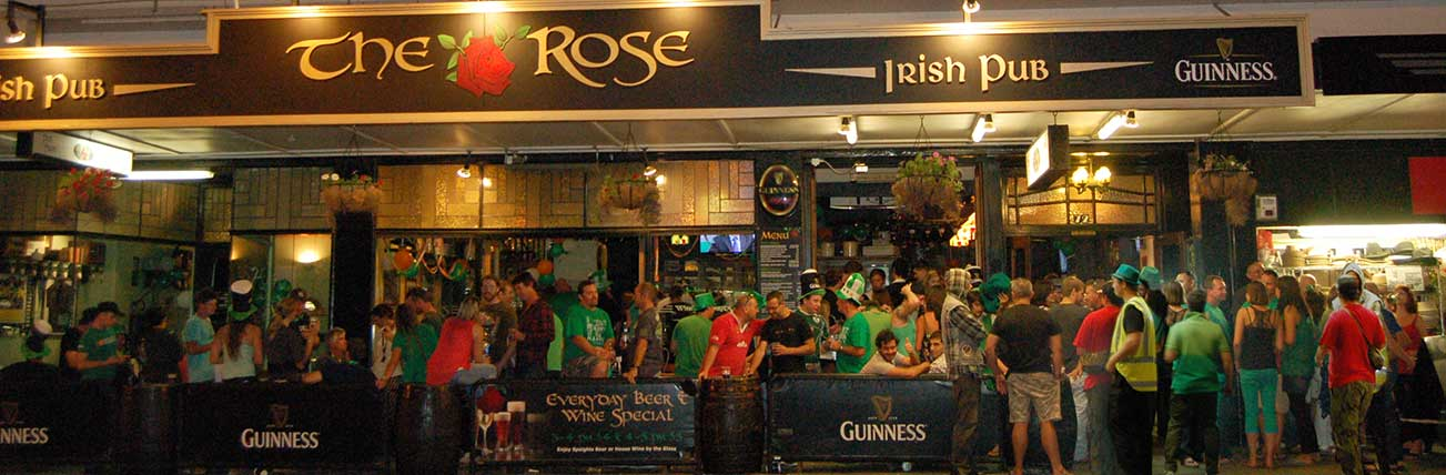 The Rose Irish Pub 1