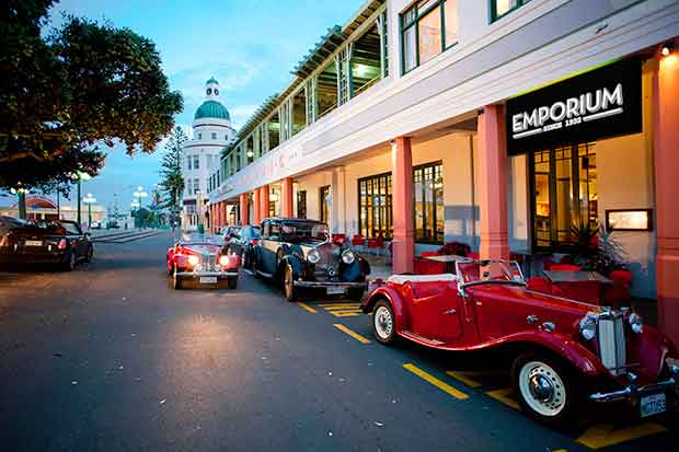 An Art Deco Jewel in the Heart of 1930s Napier