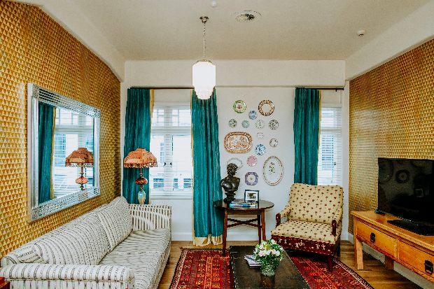 Napier Accommodation Hotel Rooms & Suites - Masonic Hotel