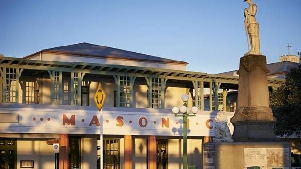 Art Deco Masonic Hotel: A Right Royal Destination - Stuff.co.nz