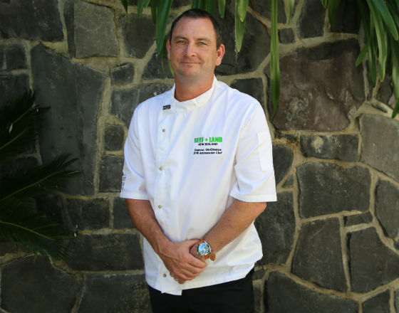 Damon McGinniss - NZ Beef+Lamb Ambassador Chef 2018