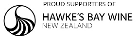Proud supporters of Hawke's Bay Wine New Zealand